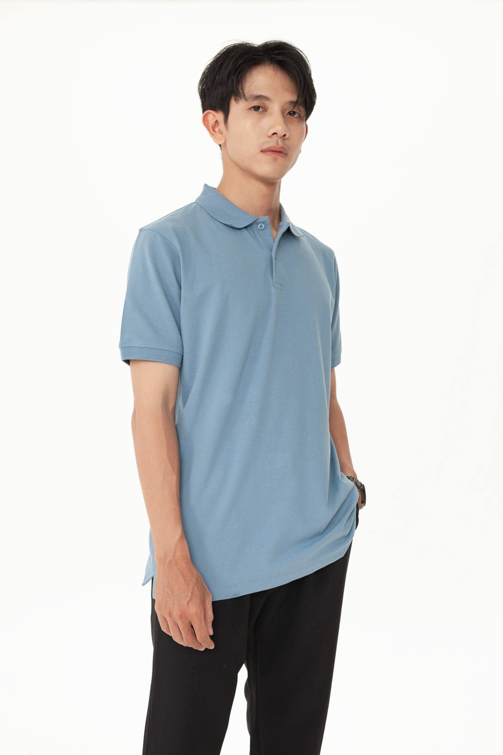 Look Fitteed Polo