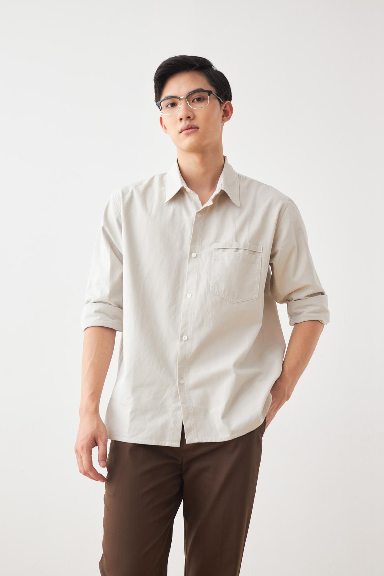 Pent Shirt