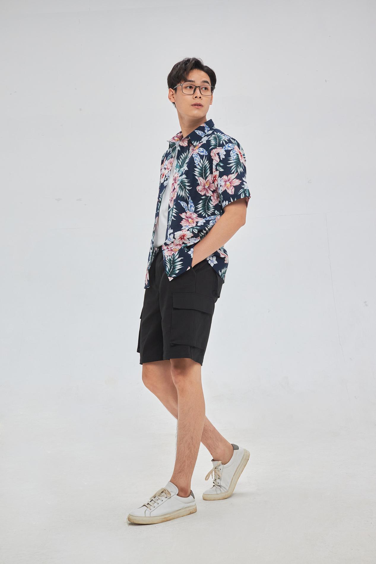 Look Floral Shirt 2021 V2