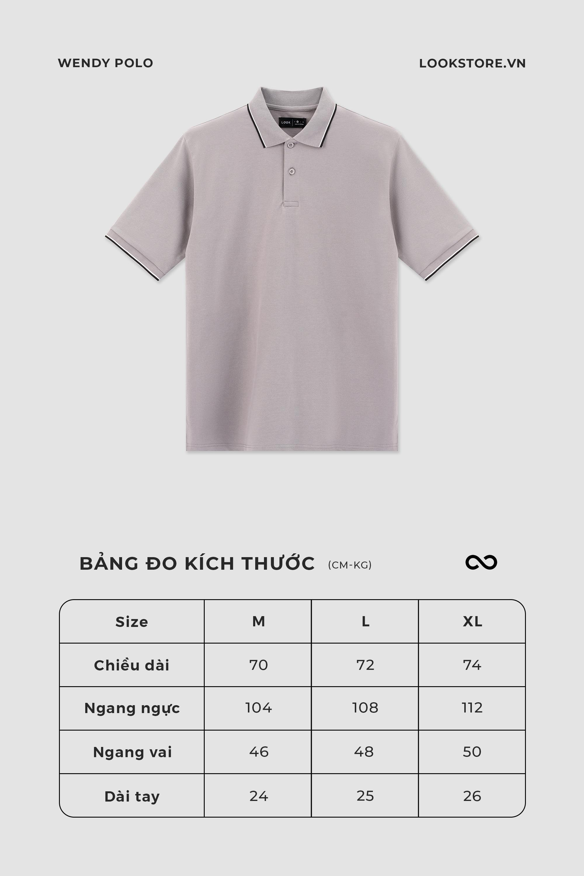 Look Wendy Polo