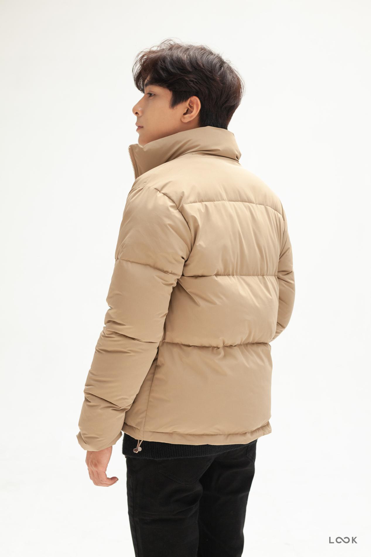 Look Puffy Jacket