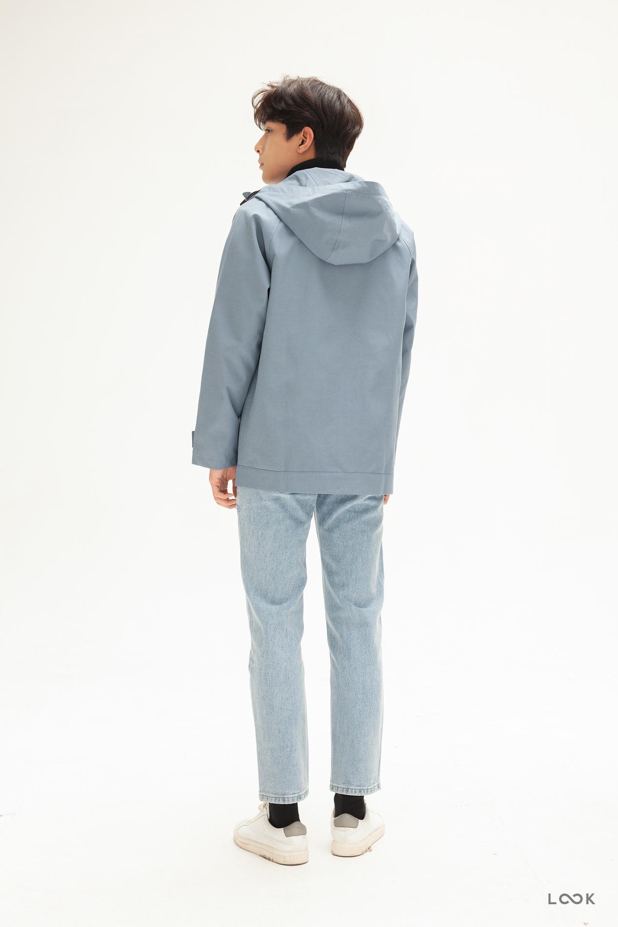 Look Raincoat Jacket