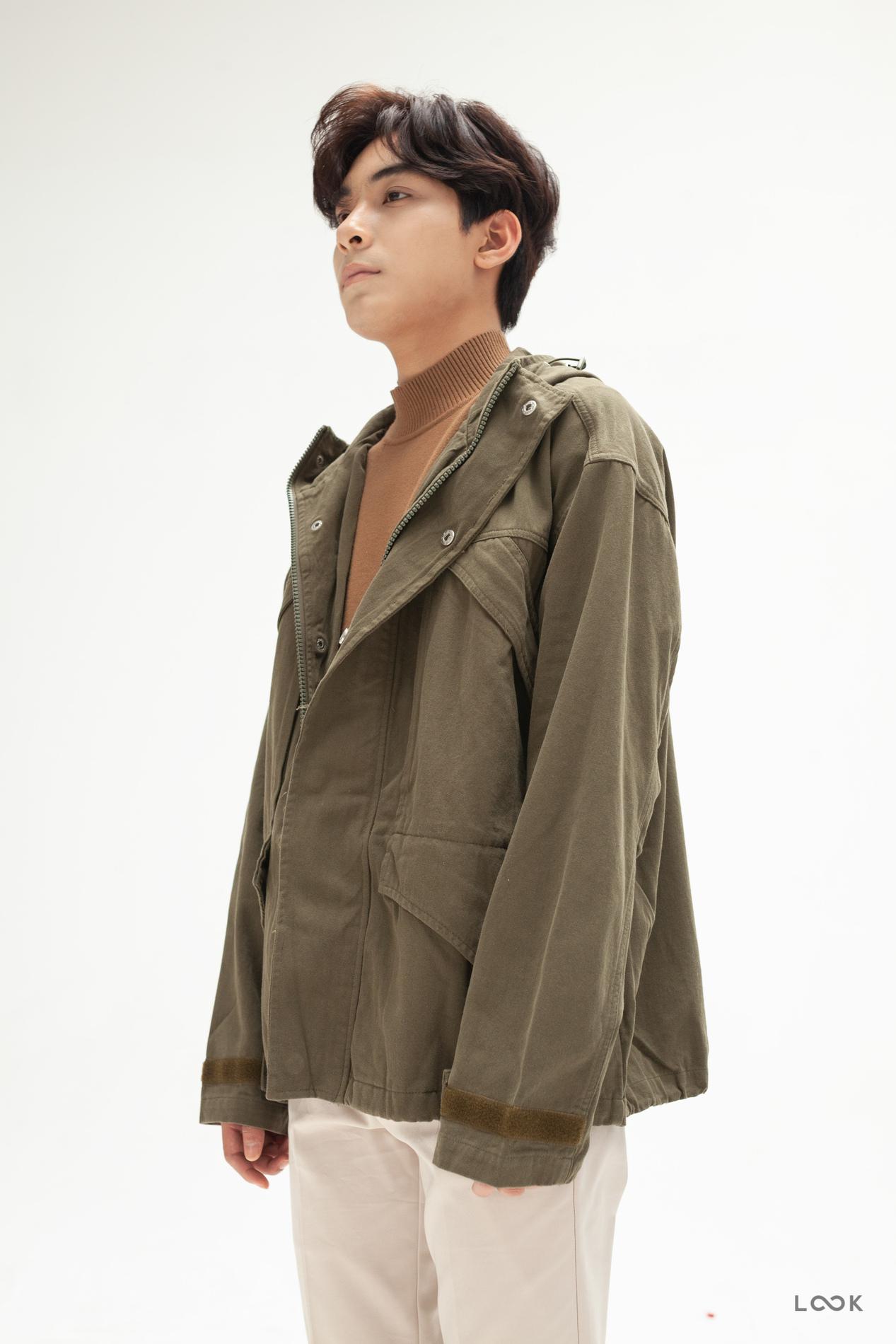 Look Army Jacket