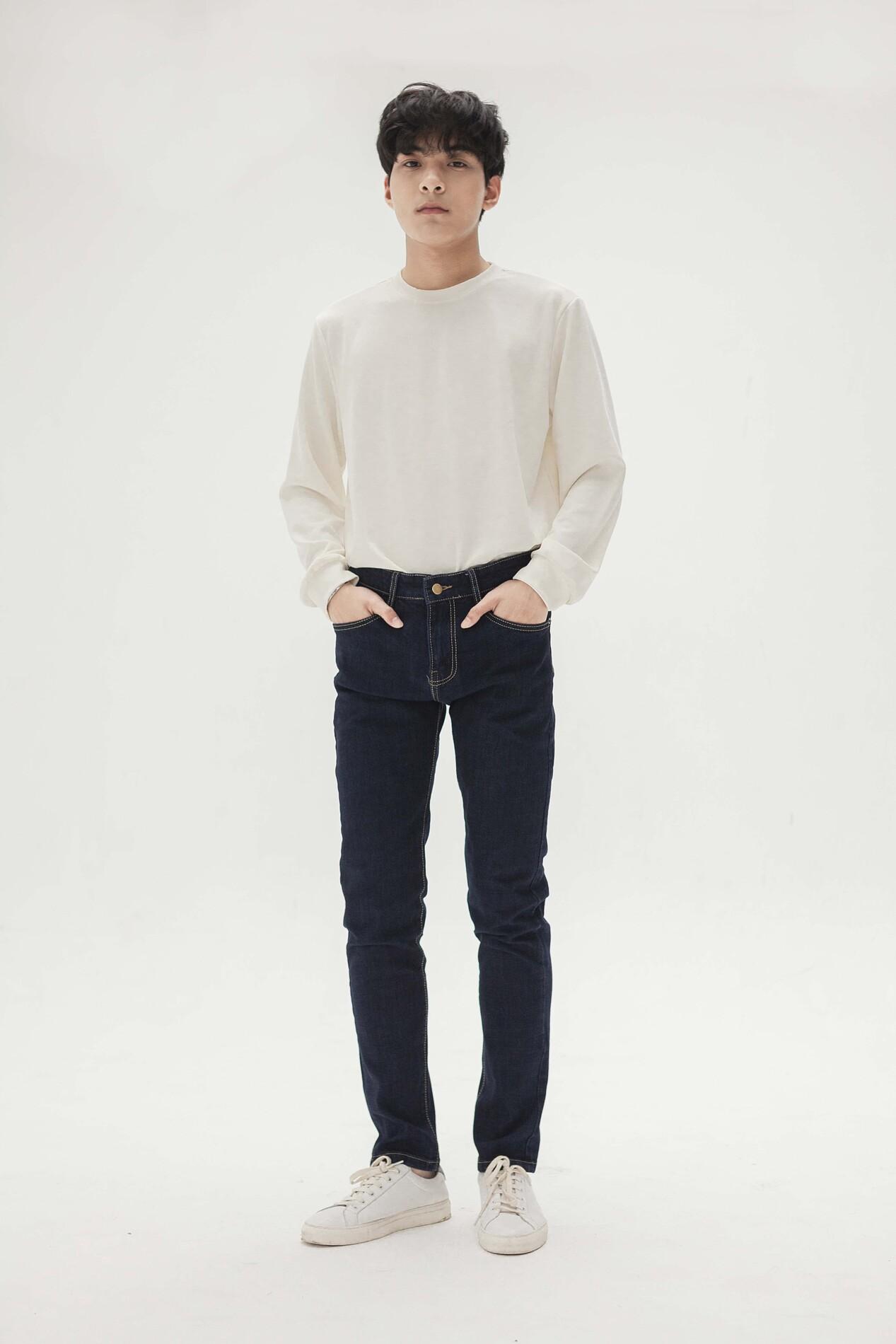 Sweater Blue Jean