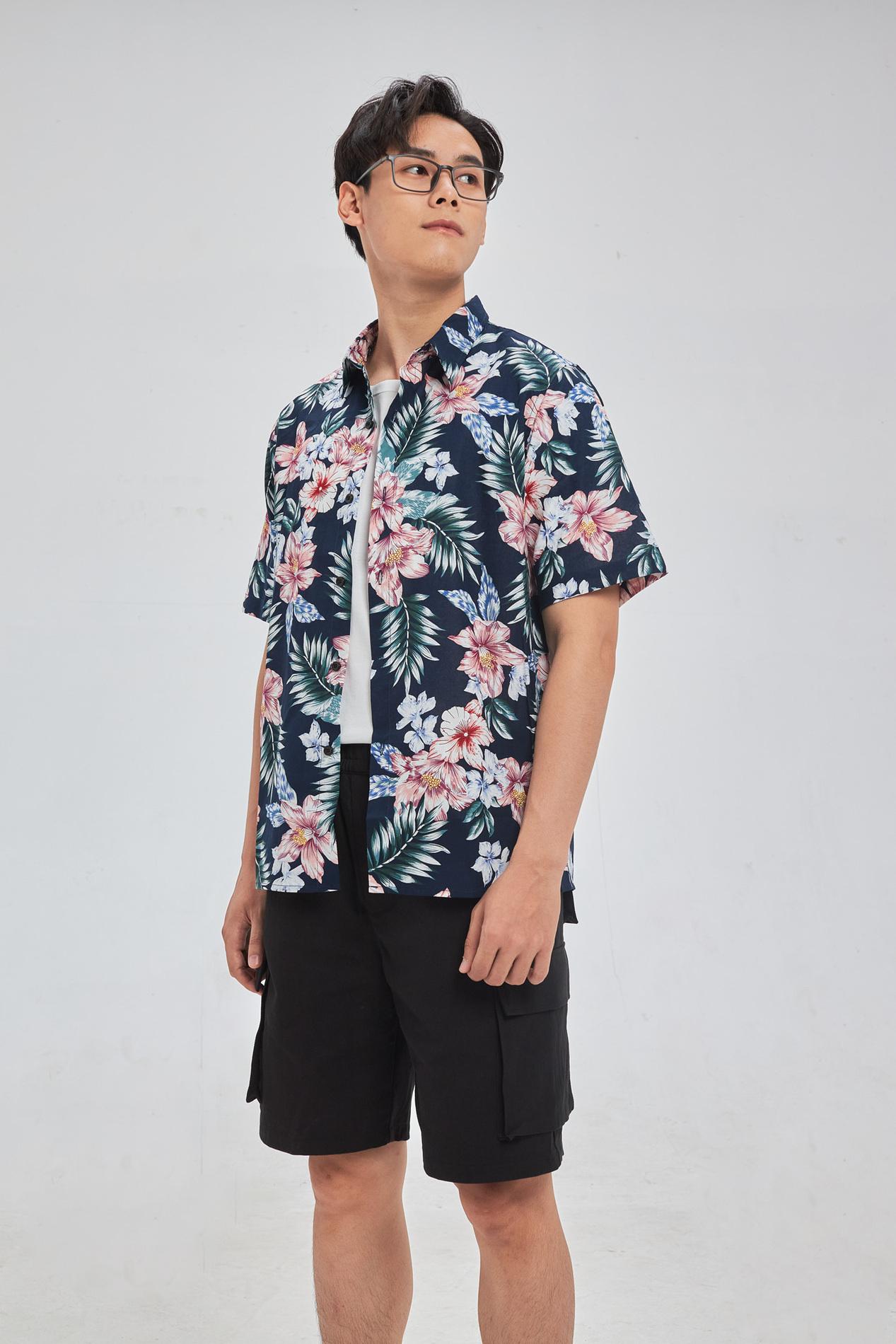 Floral Shirt 2021 V2